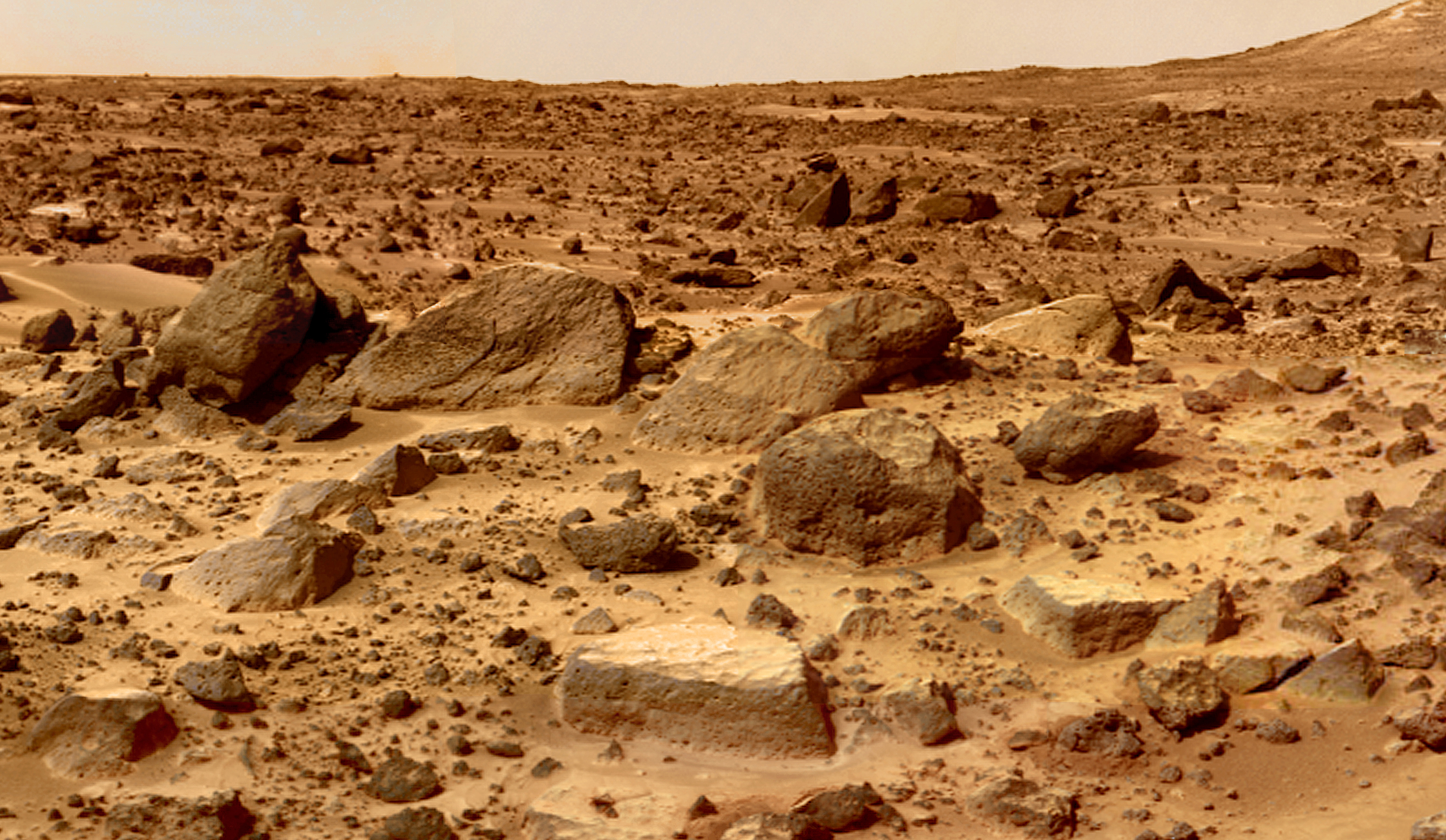 rocks on earth from mars - photo #3