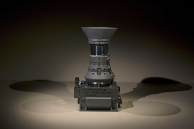 The Junocam flight camera head.