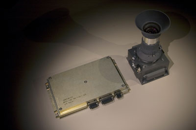 Junocam camera head and digital electronics assembly.