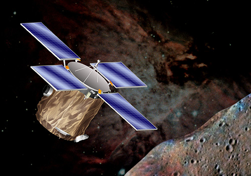 Near-Earth Asteroid Rendezvous Spacecraft