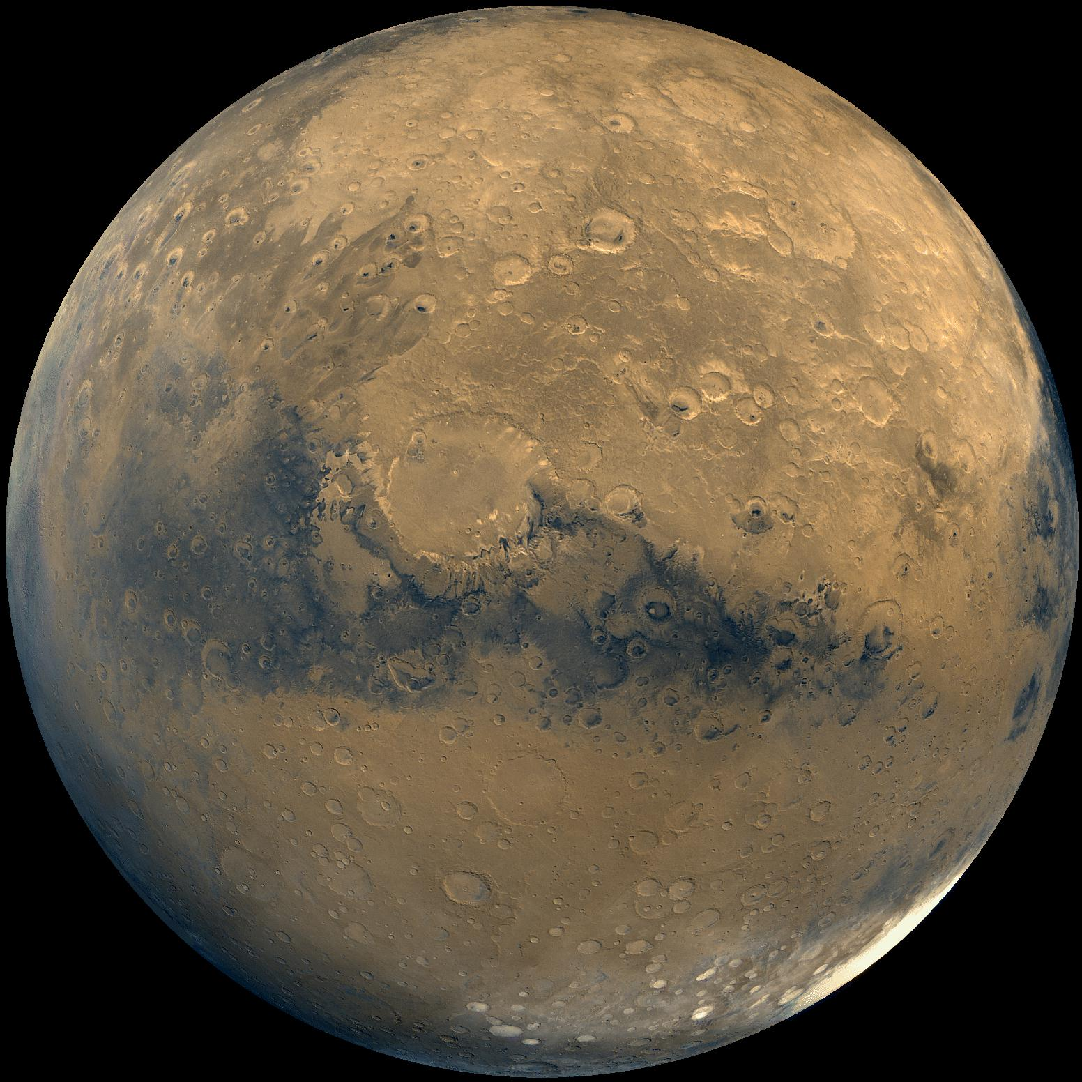 the mars moons color - photo #14