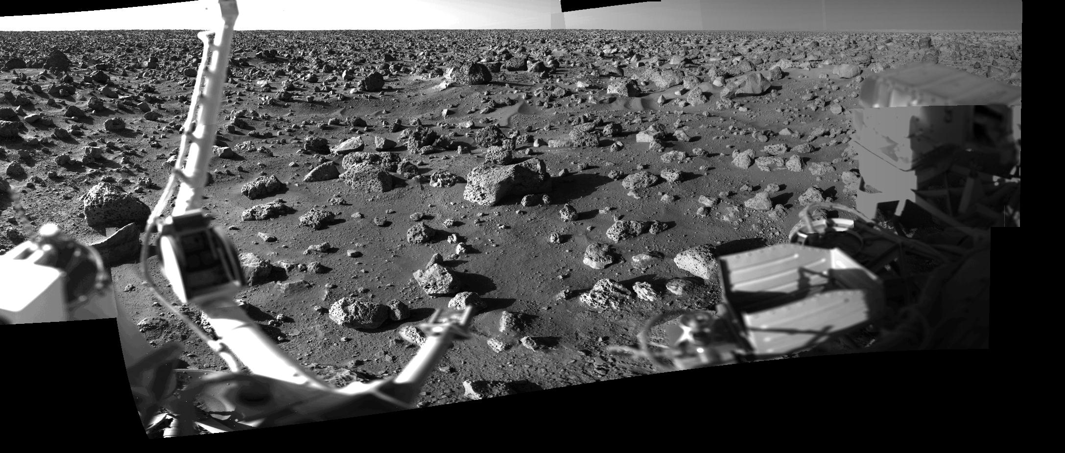 images from mars viking 2 - photo #25